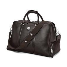 Aerodrome Long Weekender in Dark Brown Pebble