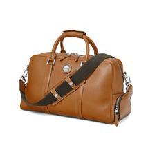 Aerodrome 48 Hour Mission Bag in Smooth Tan