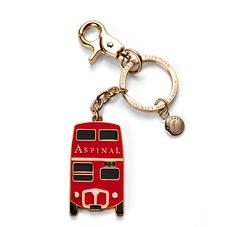 London Bus Key Ring