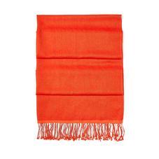 Essential Silk & Cashmere Pashmina in Amber