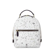 Constellation Backpack in Ivory Constellation Print