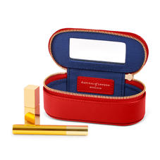 Handbag Tidy All in Scarlet Saffiano