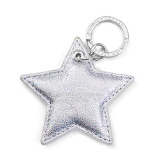 Star Keyring in Smooth Shooting Star