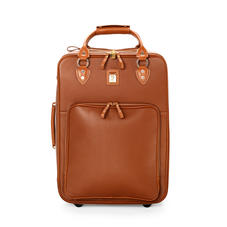 Luxury Leather Suitcases