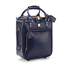 Ladies Travel Bags. Leather Travel Goods from Aspinal of London