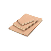 Saffiano Refillable Leather Journal