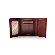 Trifold Leather Wallets. Mens Leather Wallets from Aspinal of London