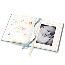Deluxe Baby Record Book. Baby Photo Albums & Gifts from Aspinal of London