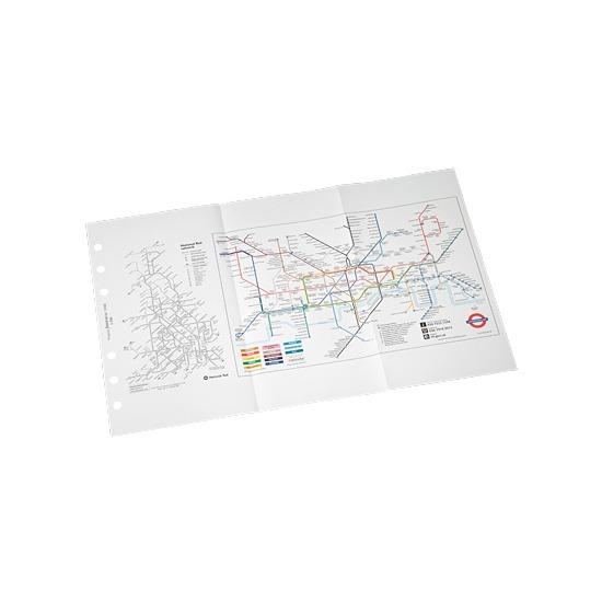 Bijou Organiser London Underground Insert from Aspinal of London