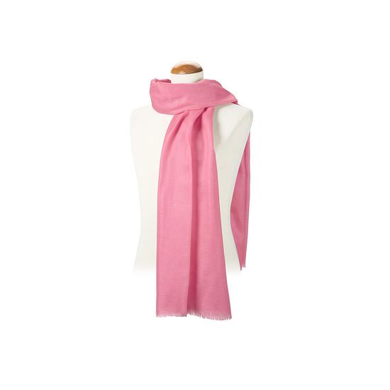 Lightweight Cashmere Scarf in Blossom from Aspinal of London