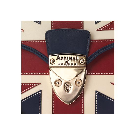 Brit Manhattan Clutch from Aspinal of London