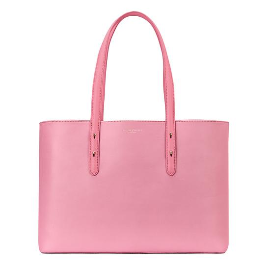 Regent Tote in Blossom Kaviar from Aspinal of London
