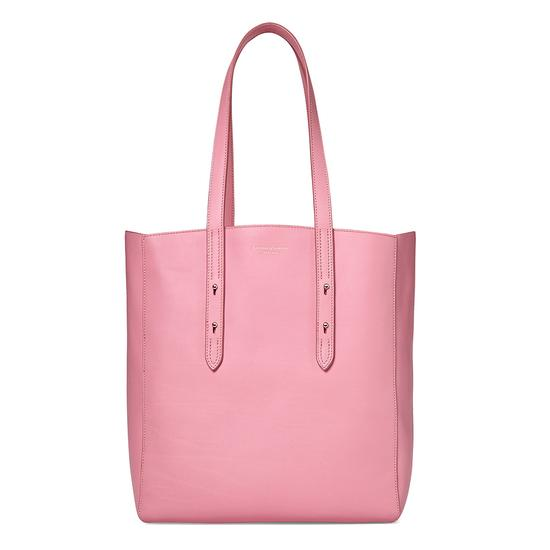Aspinal Essential Tote in Blossom Kaviar & Blush Suede from Aspinal of London