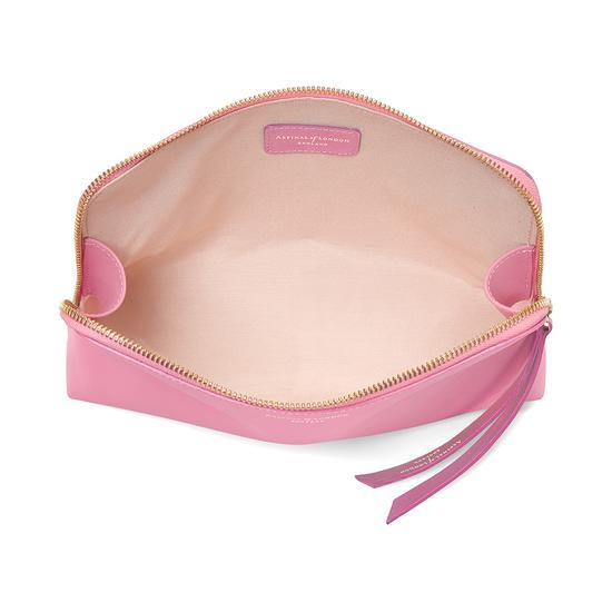 Large Essential Cosmetic Case in Blossom Kaviar from Aspinal of London