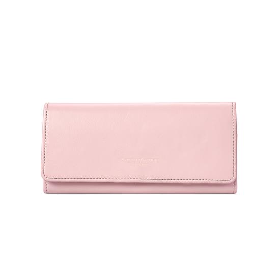 Lottie Purse in Blush Pink Nappa from Aspinal of London
