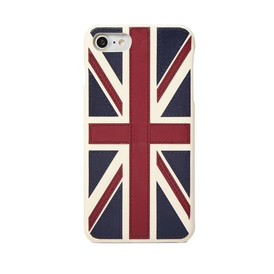Brit iPhone 7/8 Leather Cover from Aspinal of London