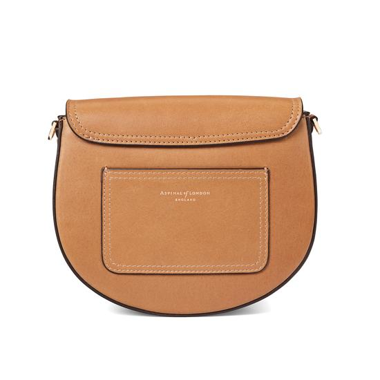 Portobello Bag in Smooth Natural Tan from Aspinal of London