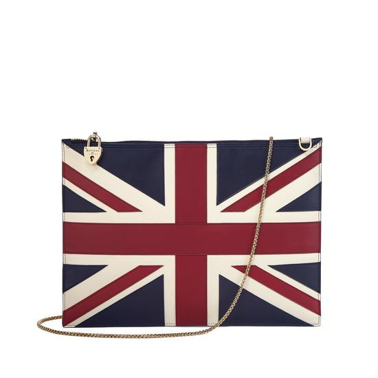 Brit Soho Clutch from Aspinal of London